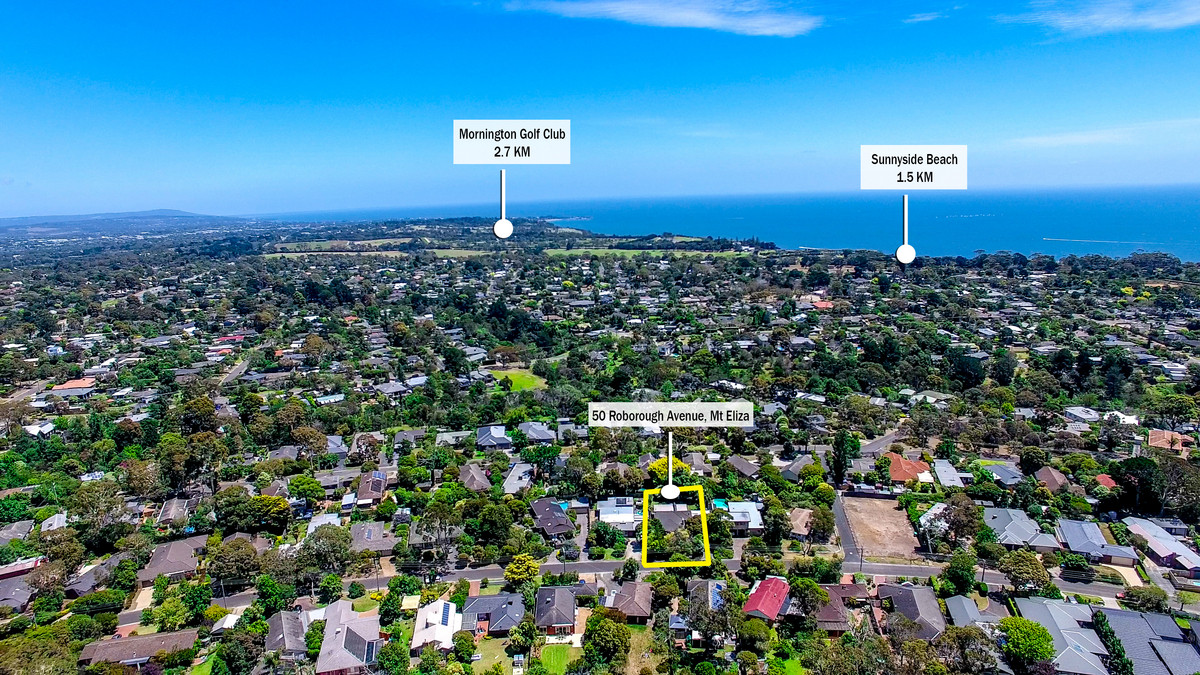 50 Roborough Avenue, MOUNT ELIZA, VIC, 3930 - Image
