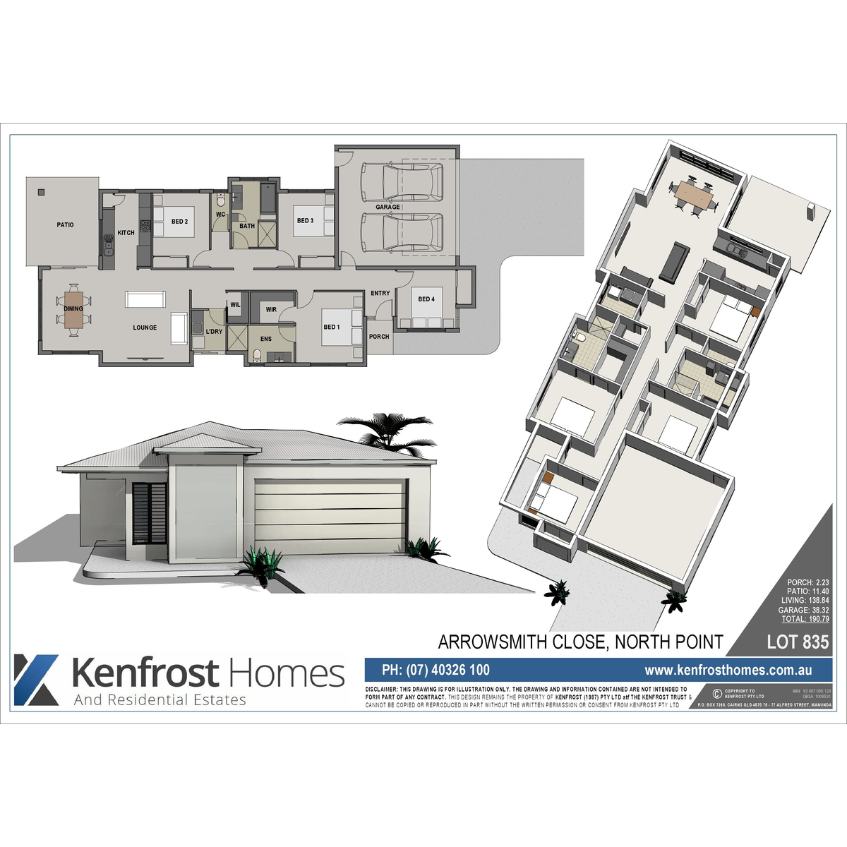 #205182 Lot 835 Arrowsmith Close Smithfield QLD 4878 Cairns Key  Highly Rated 9379 Air Conditioning Units Cairns wallpapers with 1200x1200 px on helpvideos.info - Air Conditioners, Air Coolers and more