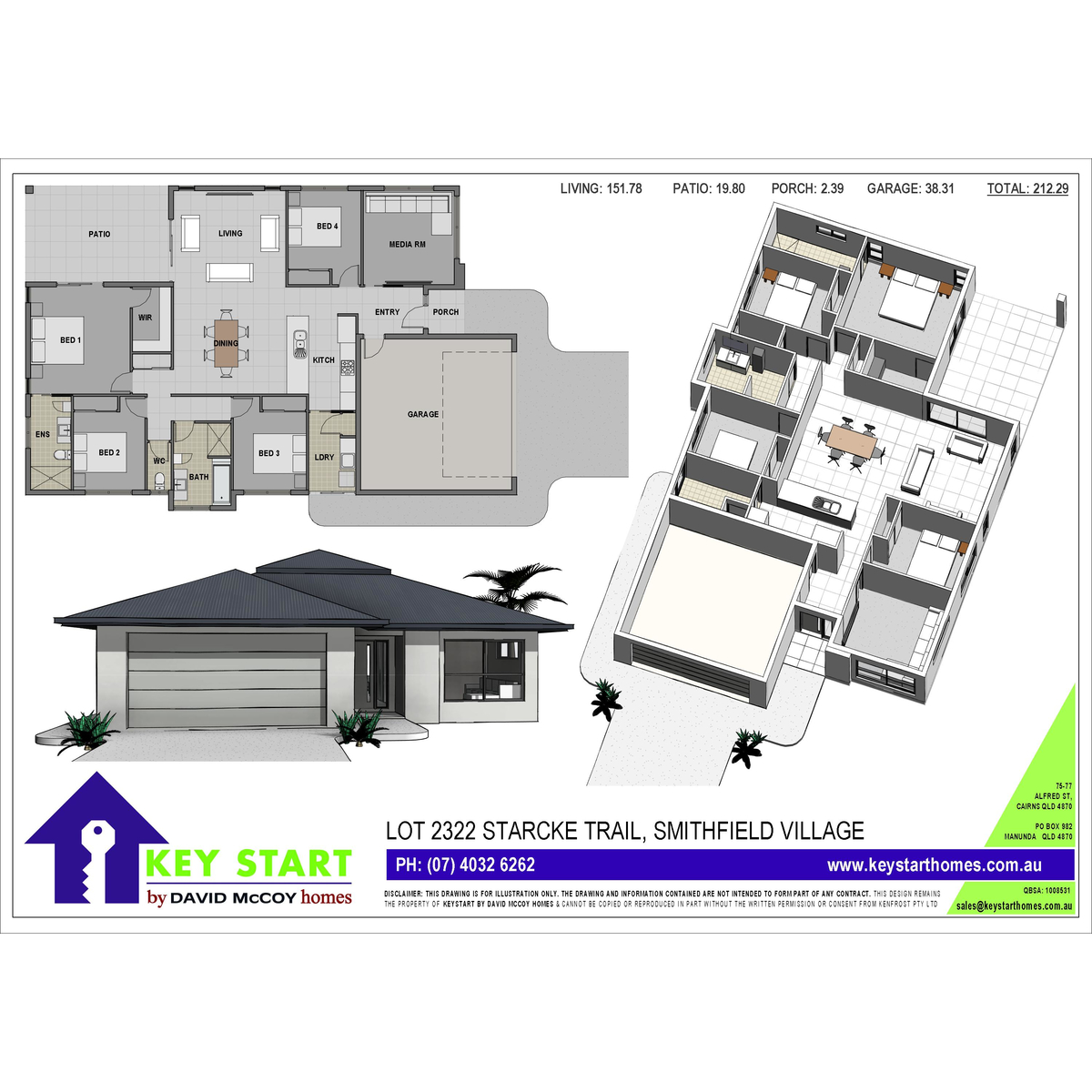 #2C05B3 Lot 2322 Starcke Trail Smithfield QLD 4878 Cairns Key  Best 8773 Air Conditioning Installation Cairns photos with 1200x1200 px on helpvideos.info - Air Conditioners, Air Coolers and more