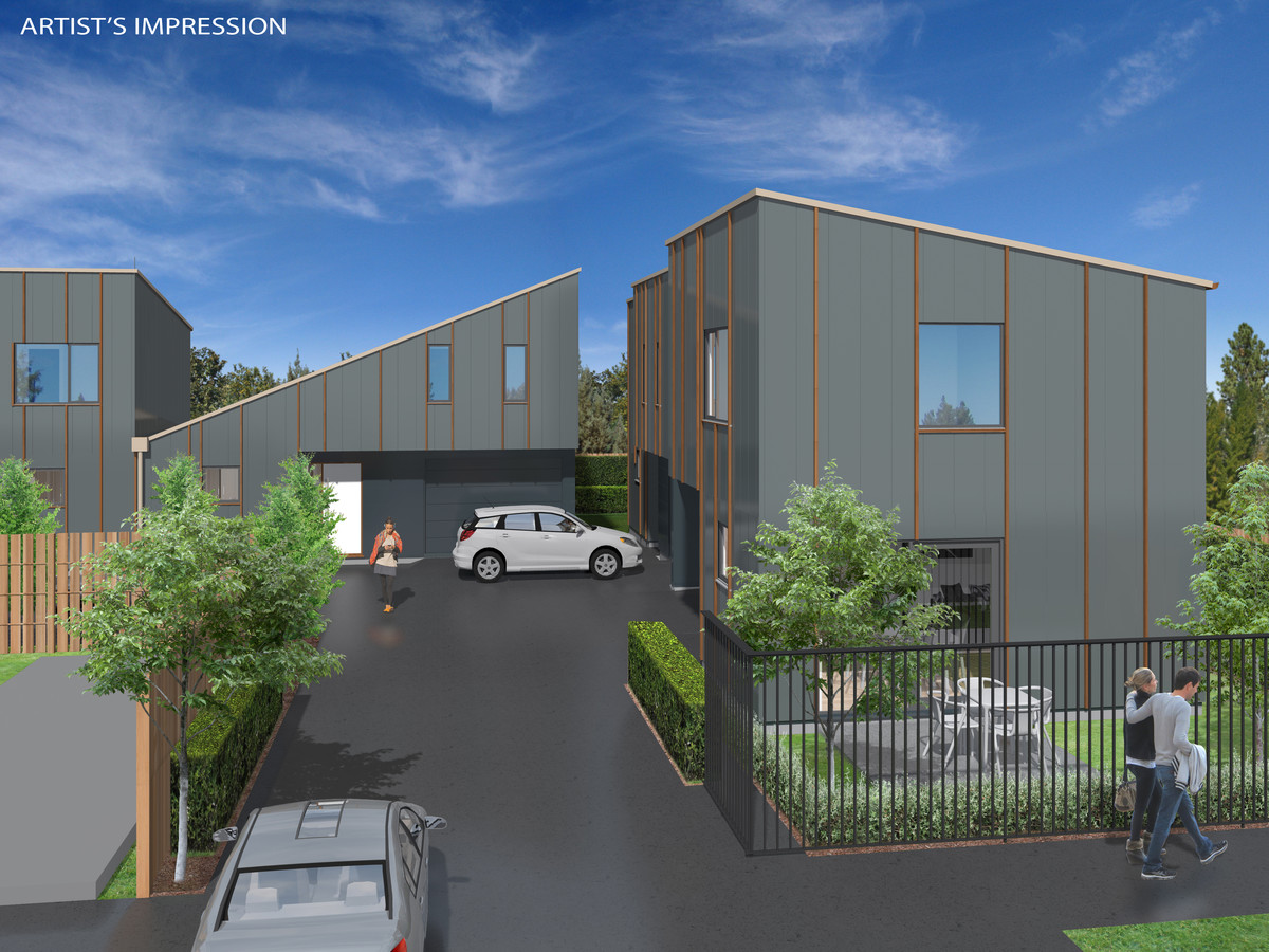TOWNHOUSE PROJECT CLOSE TO CITY
