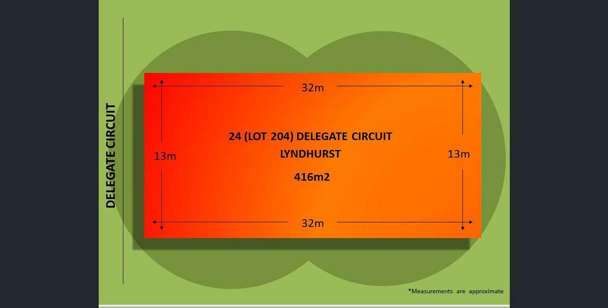 24 Delegate Circuit, LYNDHURST, VIC, 3975 - Image