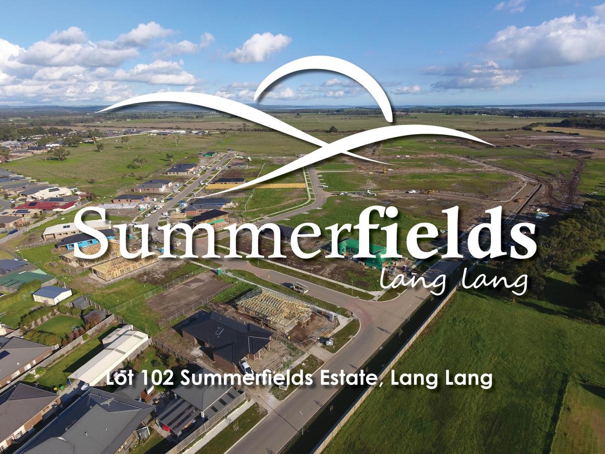 Lot 102,  Summerfields Estate, LANG LANG, VIC, 3984 - Image