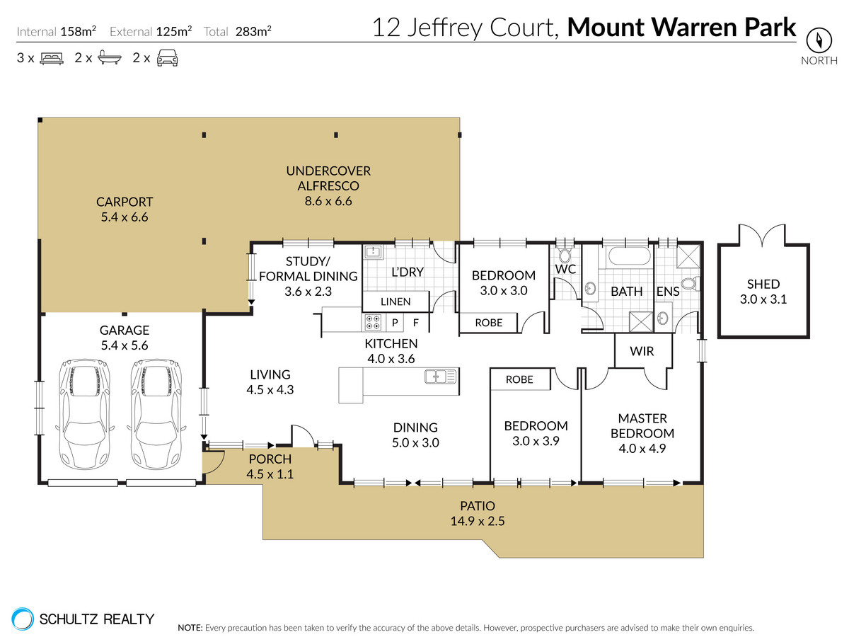 12 Jeffrey Court, Mount Warren Park, Australia 4207, 3 Bedrooms Bedrooms, ,2 BathroomsBathrooms,House,For sale,Jeffrey Court,1140