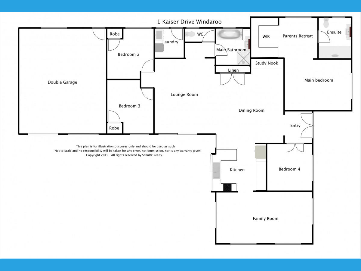 1 Kaiser Drive, Windaroo, Australia 4207, 4 Bedrooms Bedrooms, ,2 BathroomsBathrooms,House,For sale,Kaiser Drive,1169