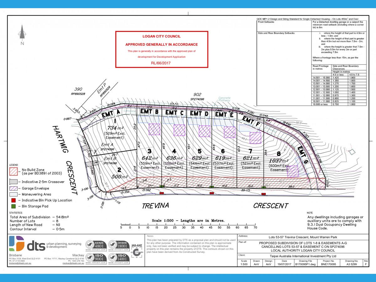 Lot 1 3 Hartwig Crescent, Mount Warren Park, Australia 4207, ,Land,For sale,Hartwig Crescent,1174