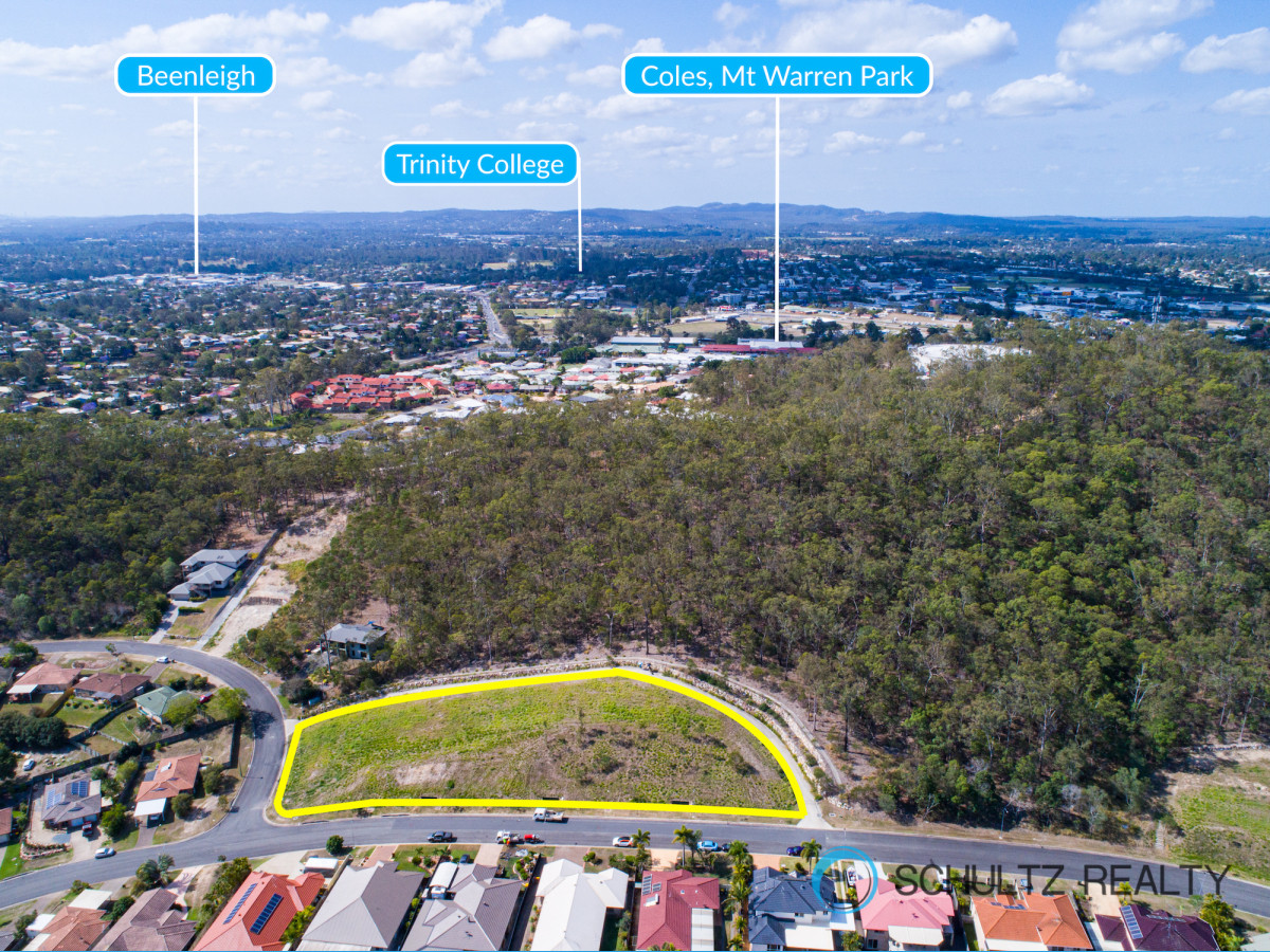 Lot 5 35 Trevina Crescent- Mount Warren Park- Australia 4207, ,Land,For sale,Trevina Crescent,1178