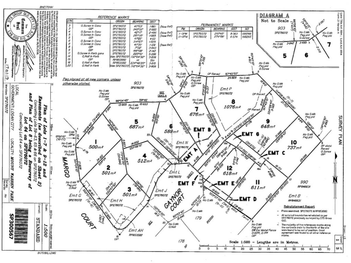 10 Gaynor Court, Mount Warren Park, Australia 4207, ,Land,For sale,Gaynor Court,1235