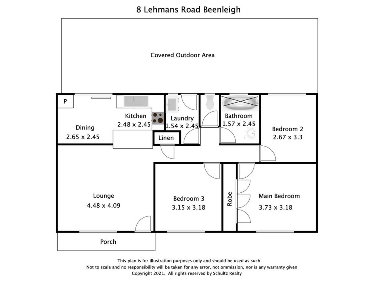 8 Lehmans Road, Beenleigh, Australia 4207, 3 Bedrooms Bedrooms, ,1 BathroomBathrooms,House,Sold,Lehmans Road,1265