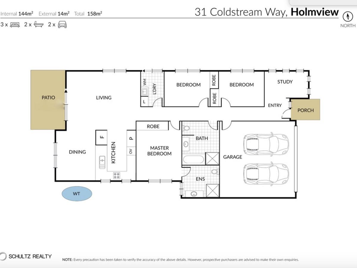 31 Coldstream Way, Holmview, Australia 4207, 3 Bedrooms Bedrooms, ,2 BathroomsBathrooms,House,For sale,Coldstream Way,1289