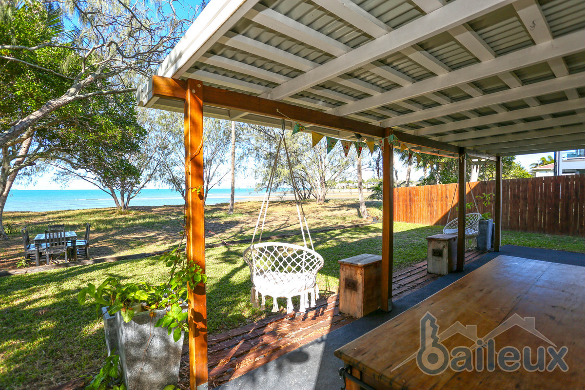 NOT YOUR ORDINARY BEACH SHACK!  - fully furnished incl. utilities