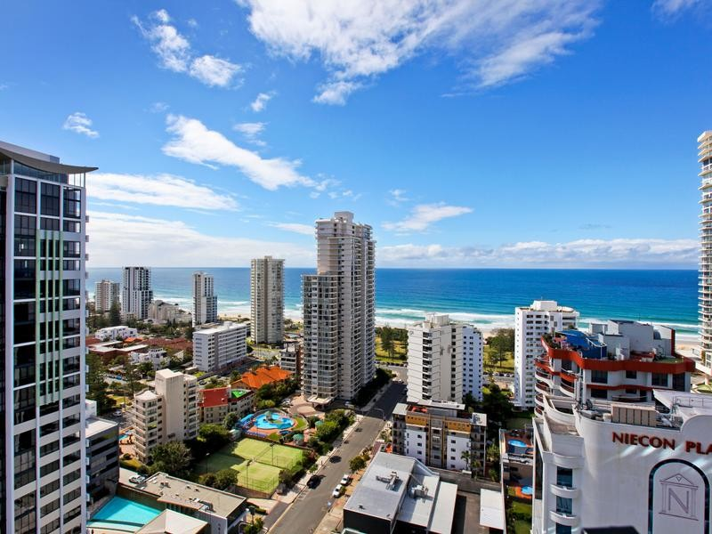2201 / 89 Surf Parade, Broadbeach Qld 4218