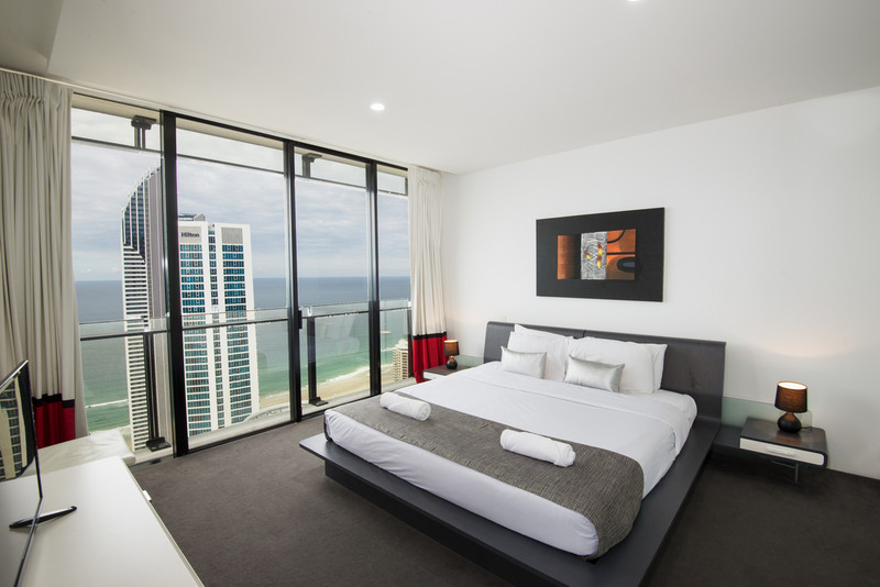 2541 / 9 Ferny Avenue, Surfers Paradise Qld 4217