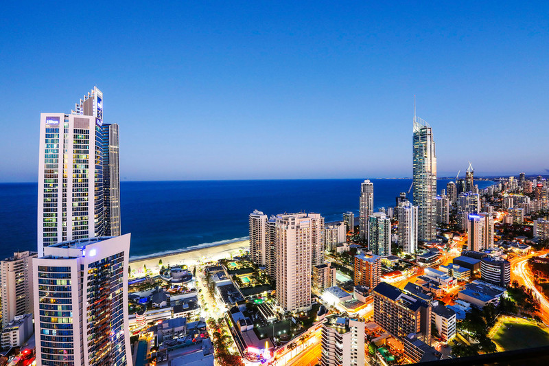 1472 / 9 Ferny Avenue, Surfers Paradise Qld 4217