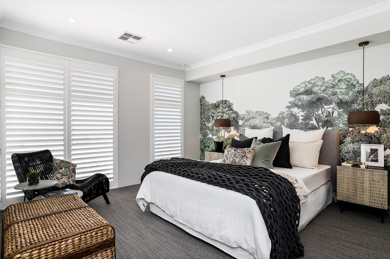 3 bed, 2 bath single storey home design Perth with 15m frontage by Aussie Living Homes