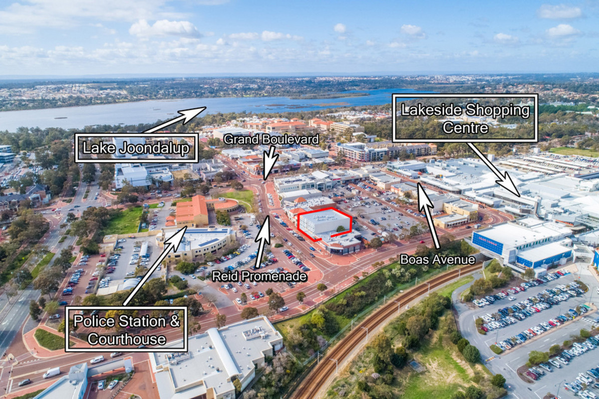 Premium office space in the heart of Joondalup CBD