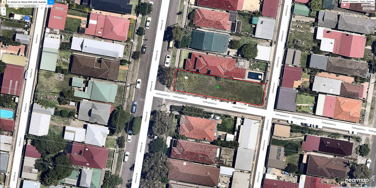 DA Approved Land in Mascot $985,000 - Triple Fronted Block - Agent Interest