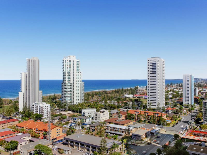 Penthouse - 70 Surf Parade, Broadbeach Qld 4218