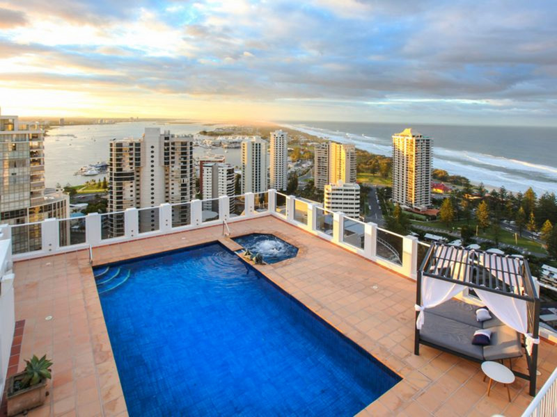 Penthouse 93 / 1-9 Hughes Avenue, Main Beach Qld 4217