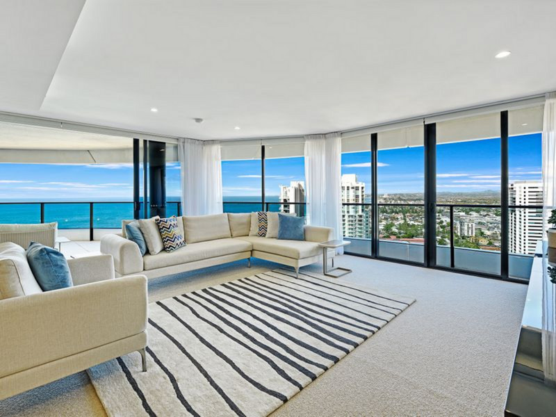 2905 / 1 Oracle Boulevard, Broadbeach Qld 4218