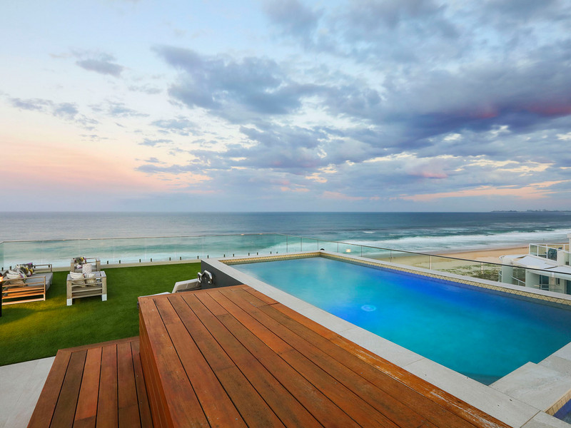 Penthouse - Temple - 1491 Gold Coast Highway, Palm Beach Qld 4221