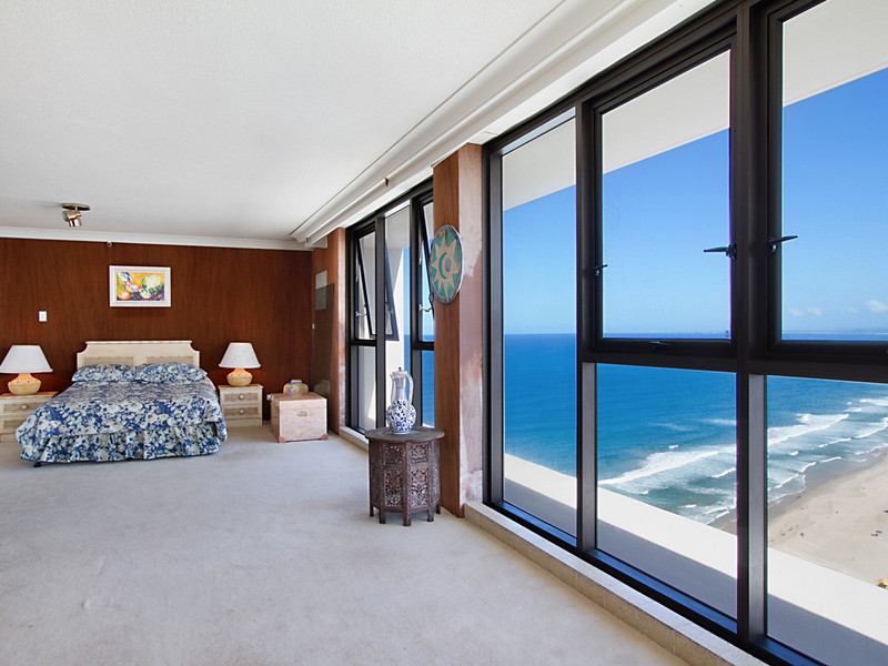 Penthouse - Aquarius / 4 Old Burleigh Road, Surfers Paradise Qld 4217