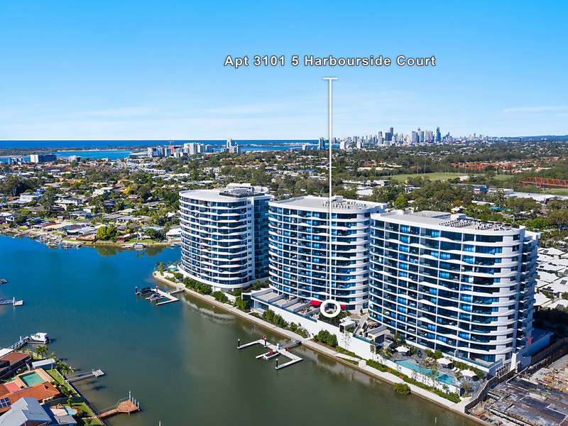 3101 - Waterpoint - 5 Harbour Side Court, Biggera Waters Qld 4216