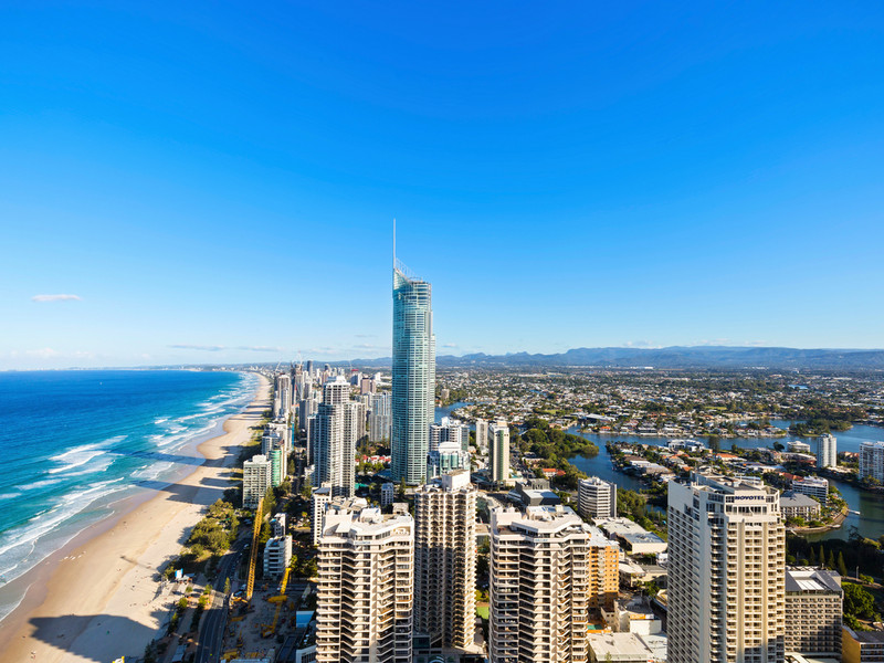 4901 / 4 The Esplanade, Surfers Paradise Qld 4217