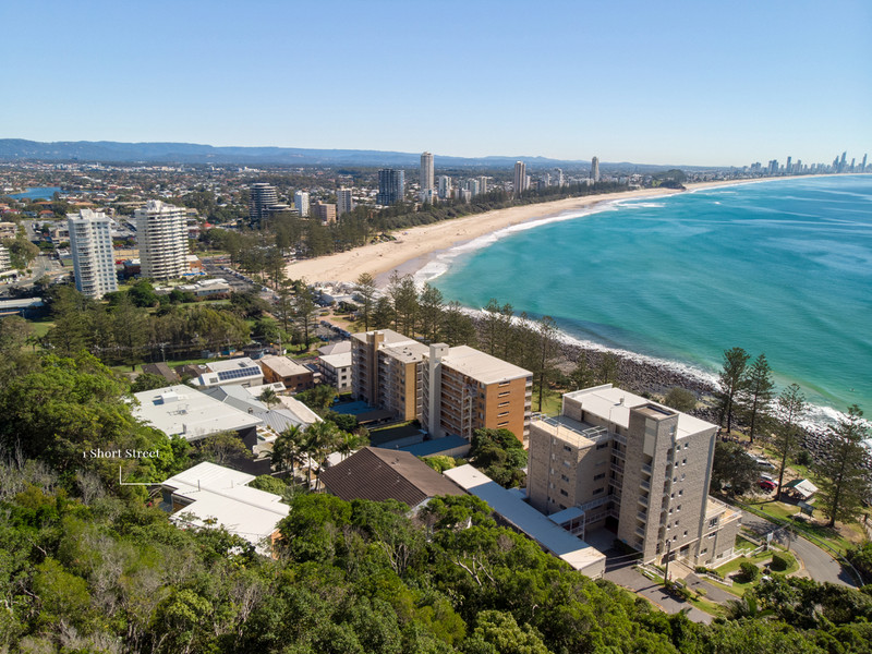1 Short Street, Burleigh Heads Qld 4220
