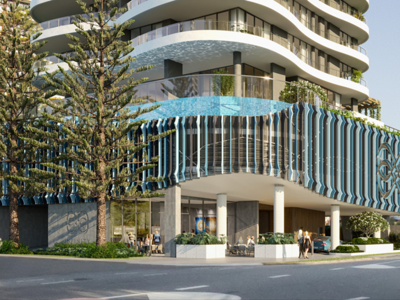 2901 - Infinity - 33 Surf Parade, Broadbeach Qld 4218