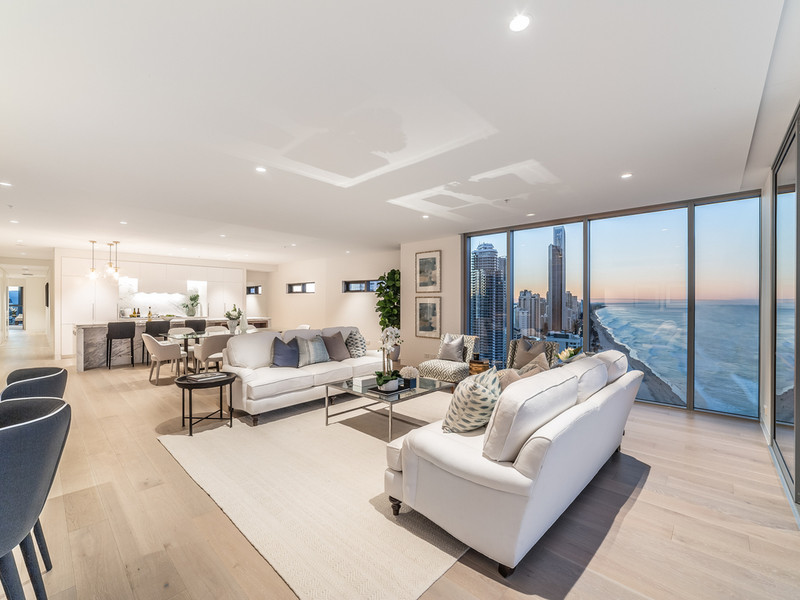 2401 / 3 Northcliffe Terrace, Surfers Paradise Qld 4217