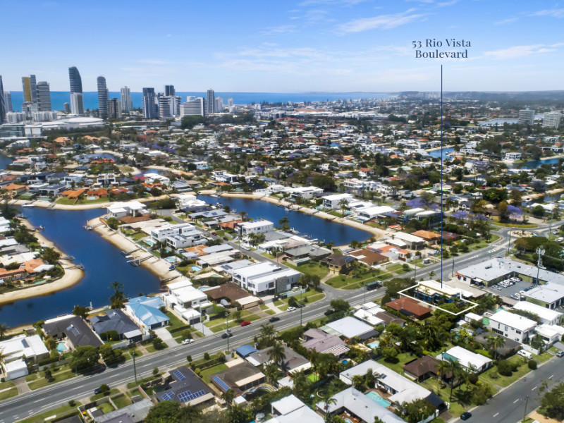 53 Rio Vista Boulevard, Broadbeach Waters Qld 4218