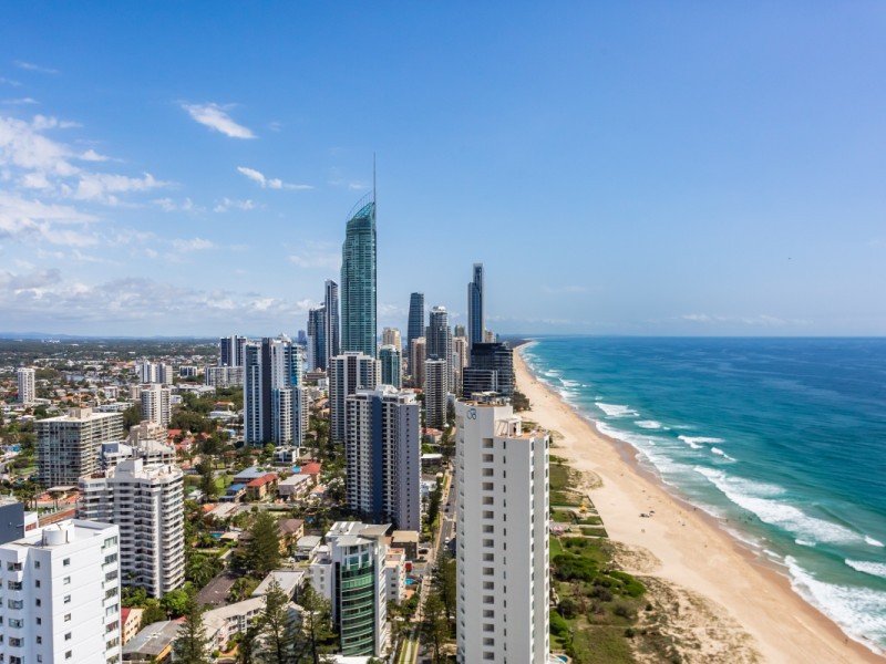 181 / 4 Old Burleigh Road, Surfers Paradise Qld 4217