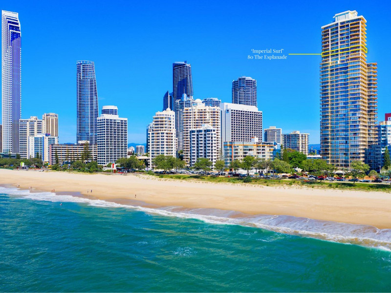 34f / 80 The Esplanade, Surfers Paradise Qld 4217
