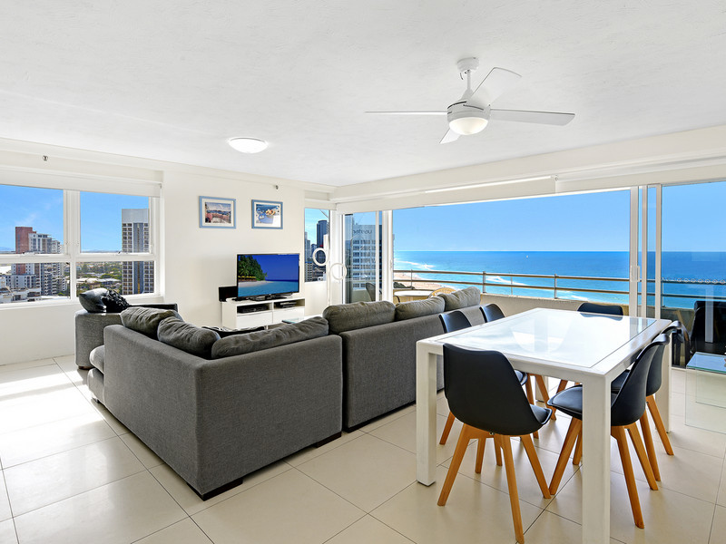 1804 / 20 The Esplanade, Surfers Paradise Qld 4217