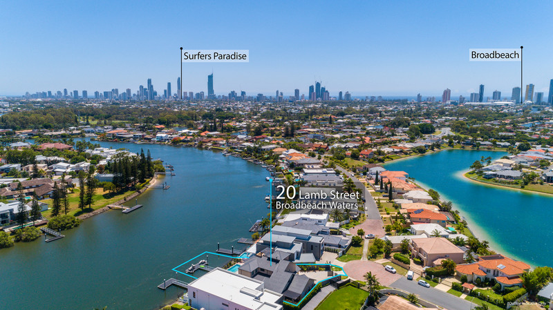 20 Lamb Street, Broadbeach Waters Qld 4218