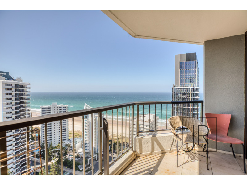 2405 / 5 Enderley Avenue, Surfers Paradise Qld 4217