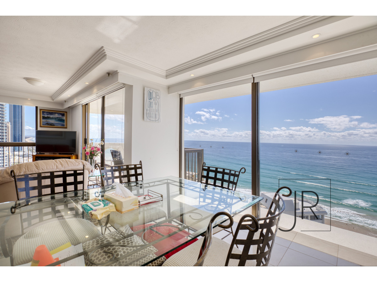 2502 / 28 Northcliffe Terrace, Surfers Paradise Qld 4217