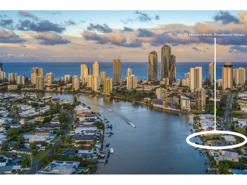 55 Monaco Street, Broadbeach Waters Qld 4218