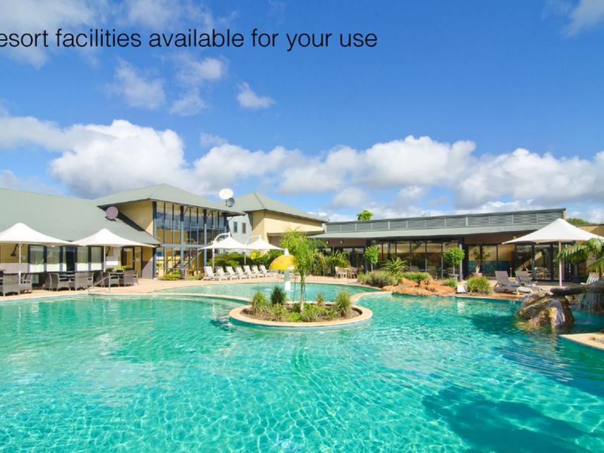 Beachfront Bungalow : Sebel Resort, Busselton | Stocker