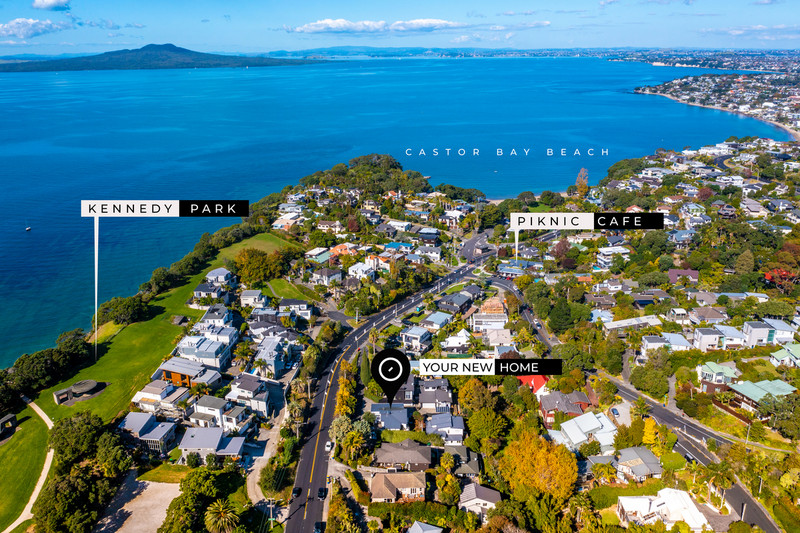 92 Beach Road, Castor Bay, North Shore City, Auckland 0620