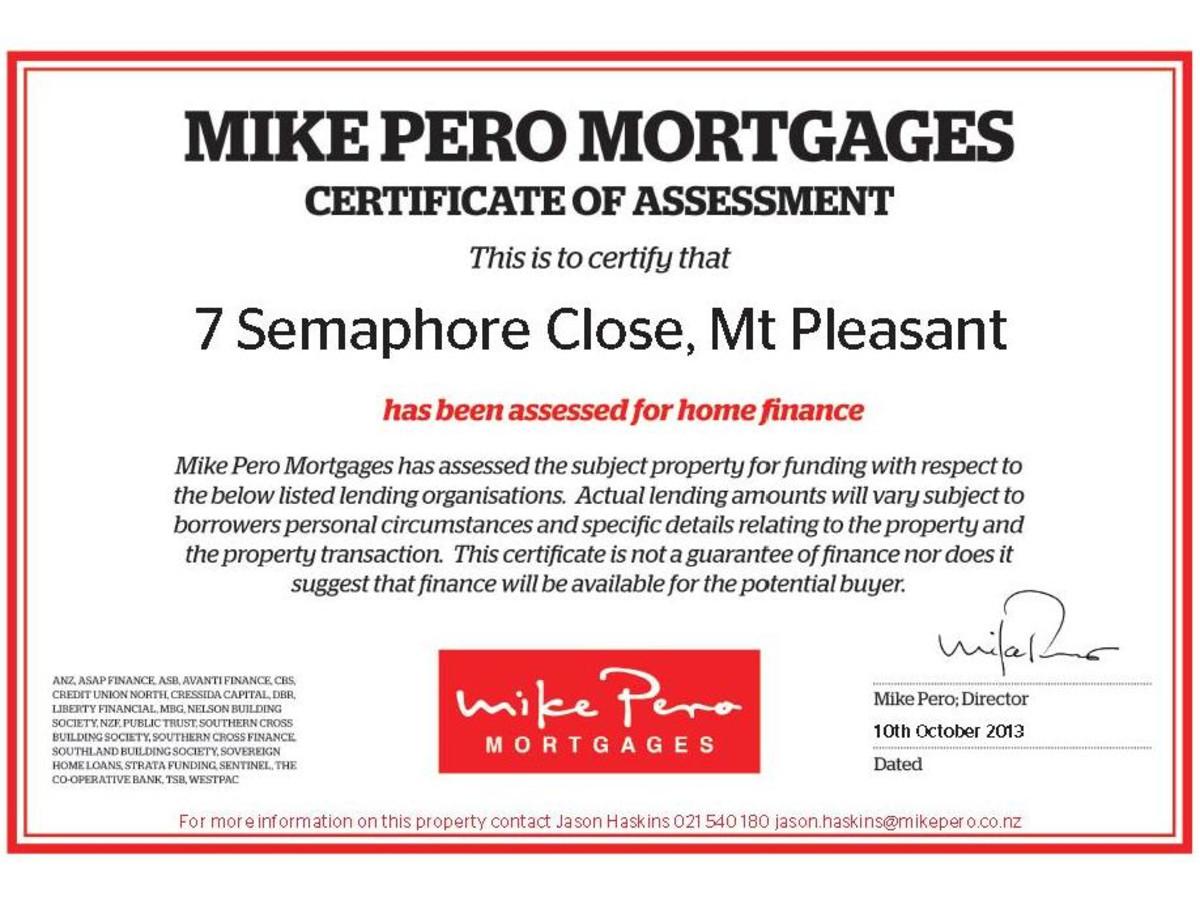 7 Semaphore Close, Mount Pleasant, Canterbury, Christchurch