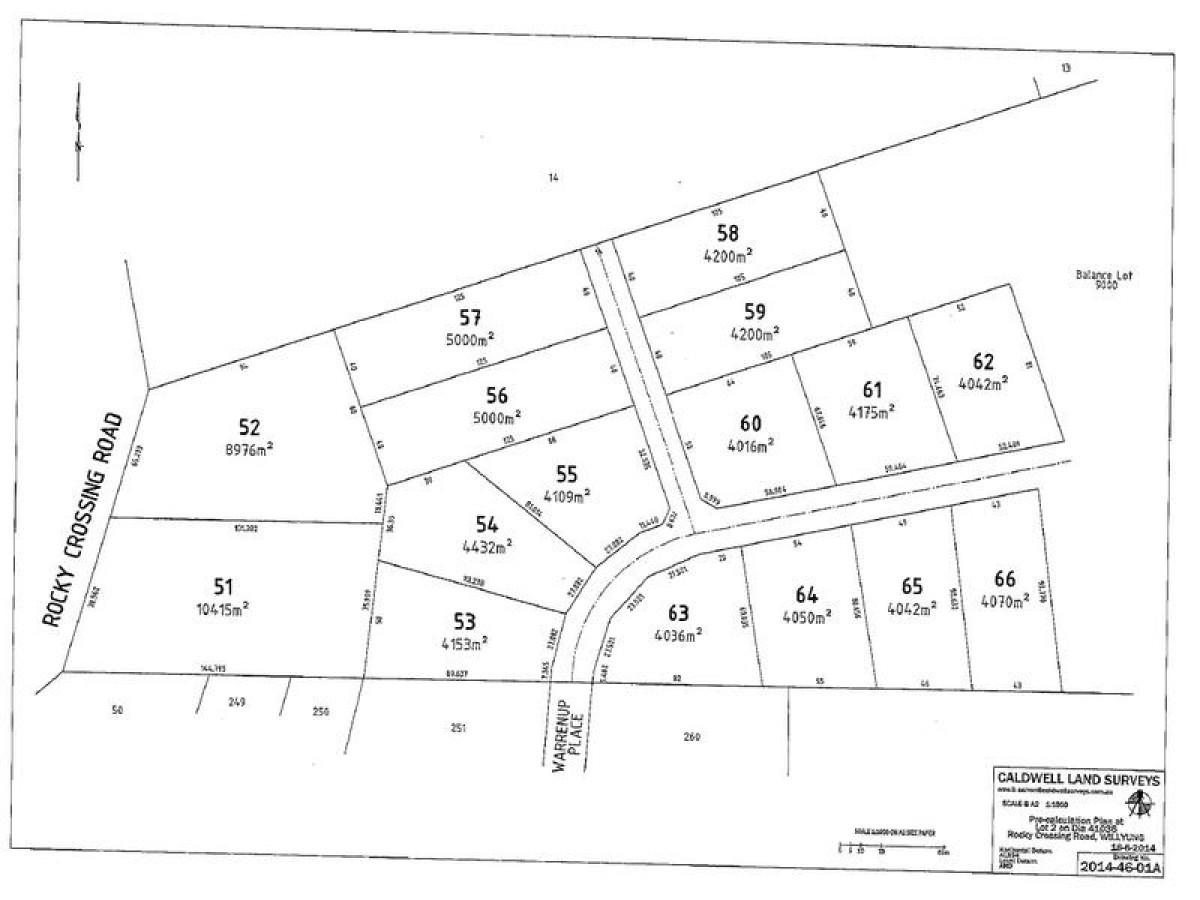 Stage 1 Mountain View Estate, WARRENUP WA 6330