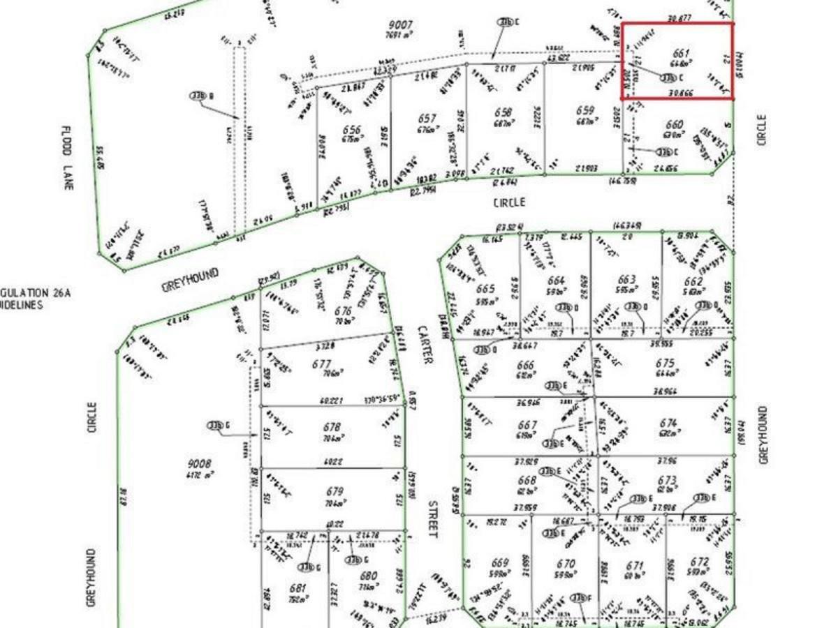 Lot 661 / Lot 661 Greyhound Circle, GLEDHOW WA 6330
