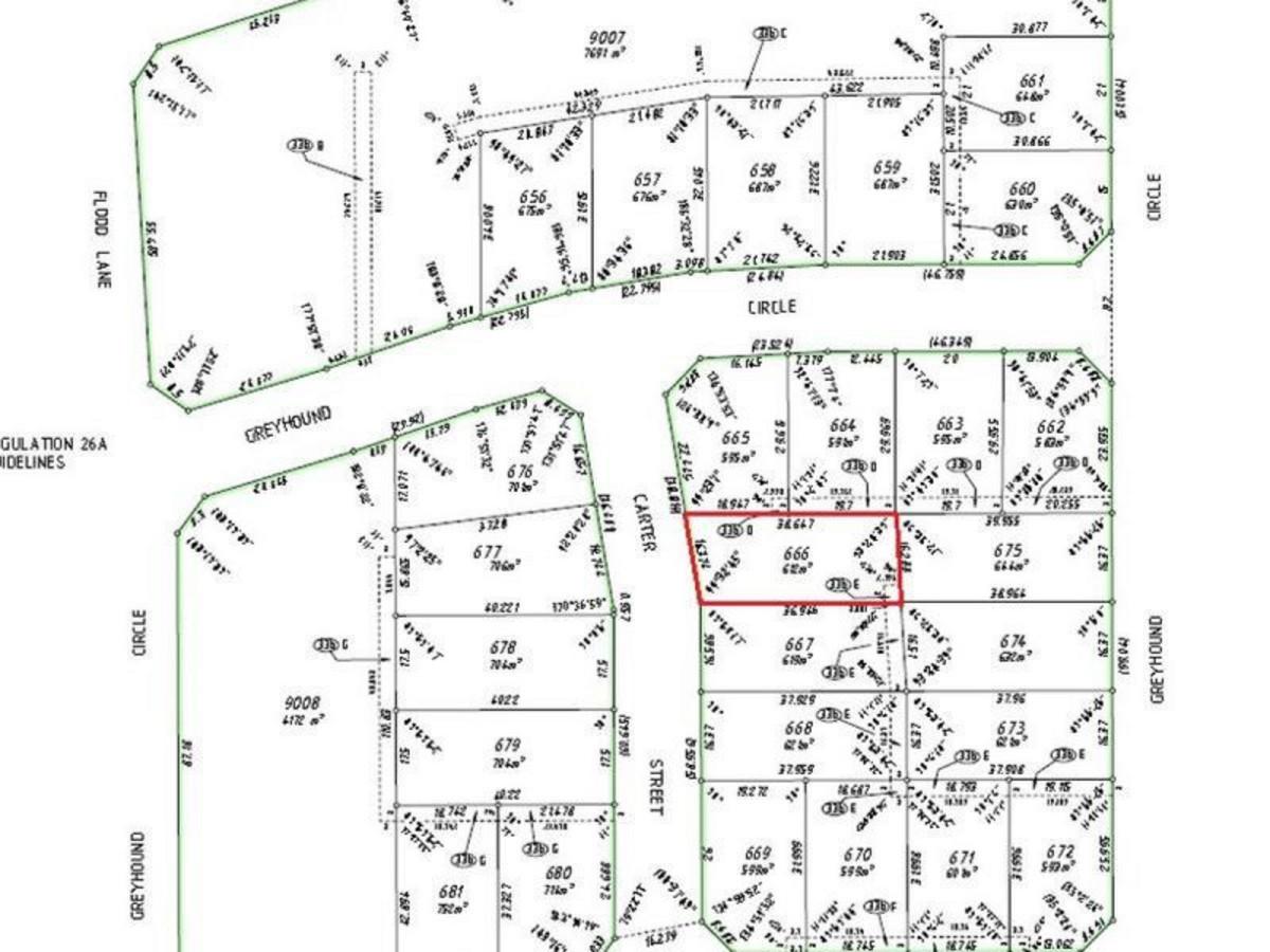 Lot 666 / Lot 666 Carter Street, GLEDHOW WA 6330