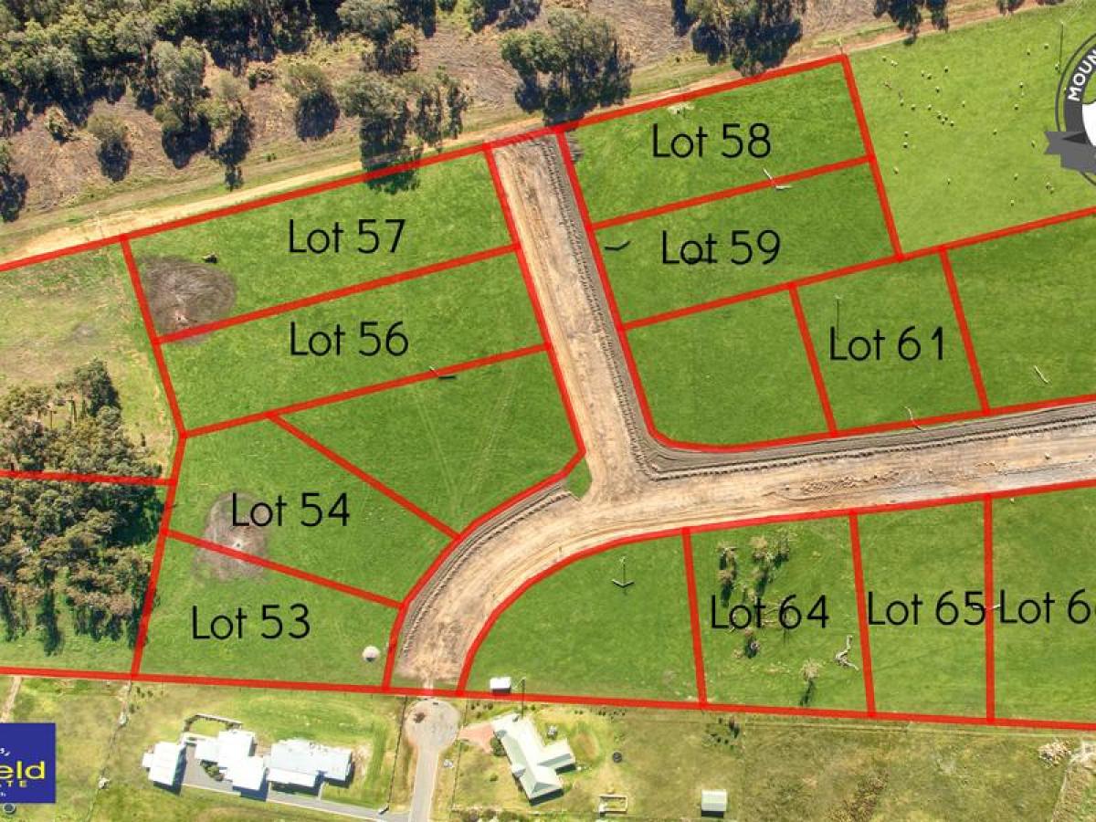 Lot 56 / Lot 56 Warrenup Place, WARRENUP WA 6330