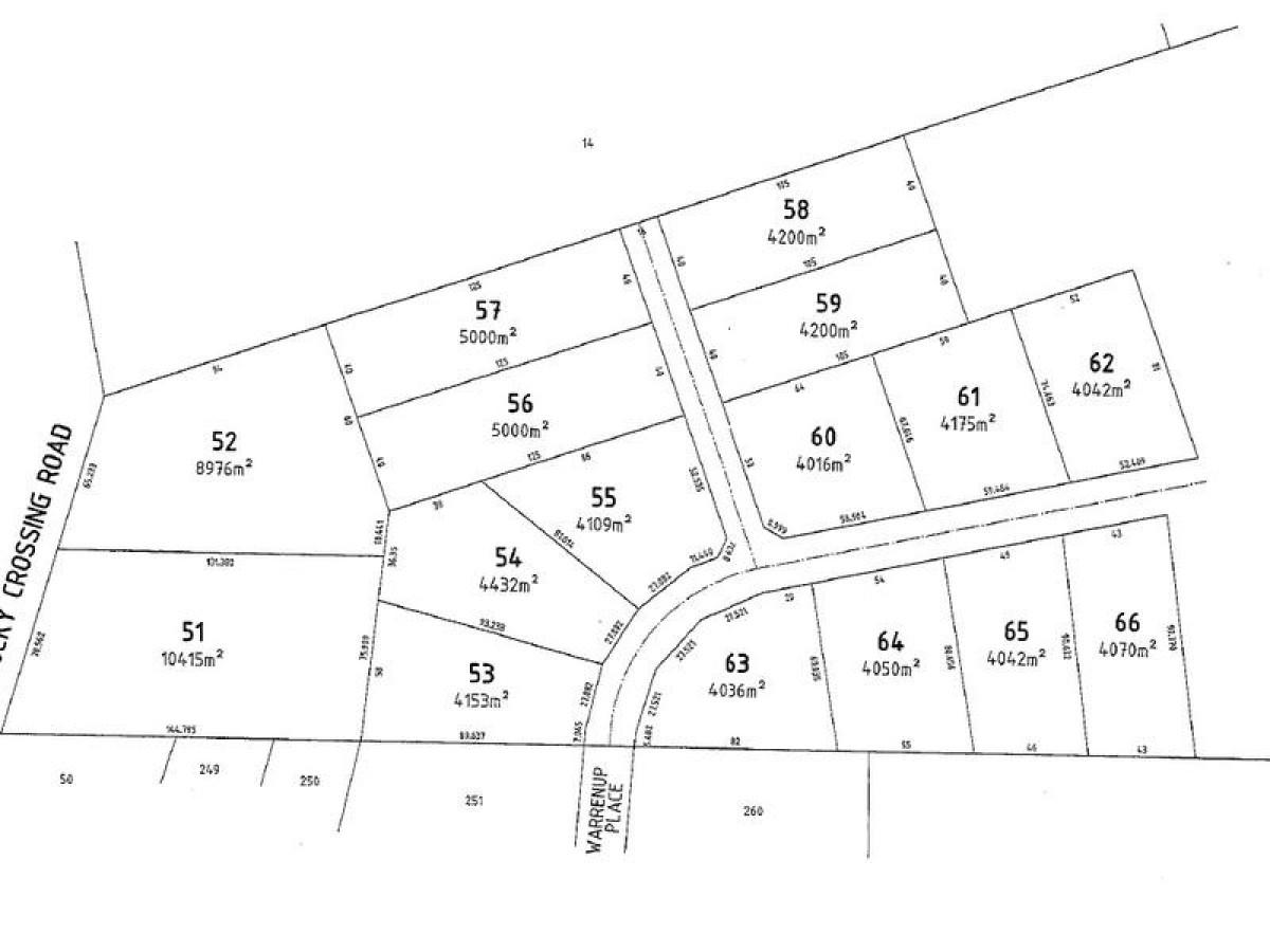 Lot 57 / Lot 57 Warrenup Place, WARRENUP WA 6330