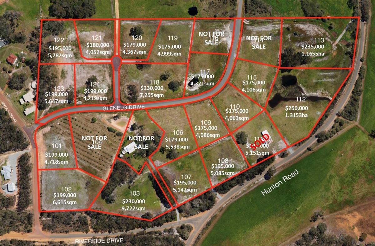 Olive Grove Estate Hunton Road, Kalgan WA 6330