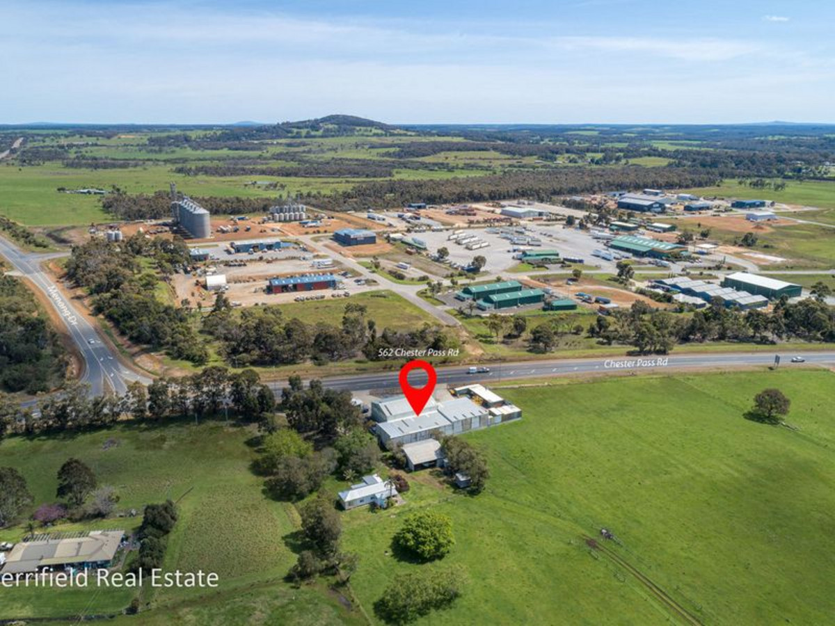 562A Chester Pass Road, King River WA 6330