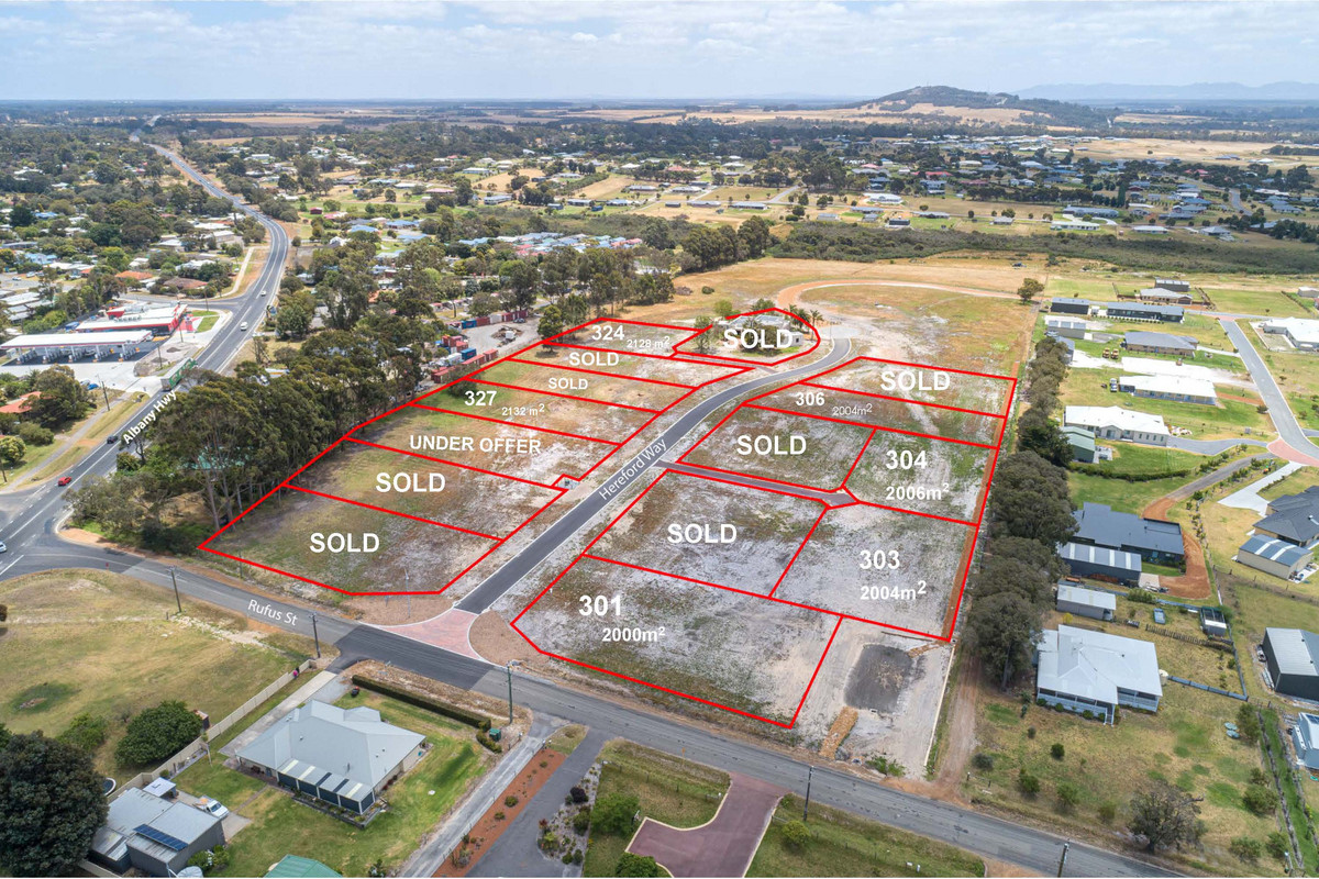 Lot 303 Hereford Way, Milpara WA 6330