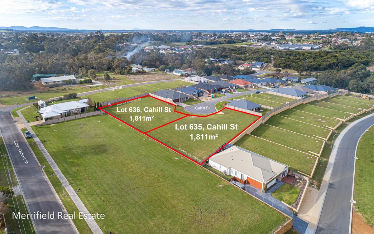 Lot 636 Cahill Court, Gledhow WA 6330